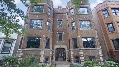 2328 W Argyle Unit 3, Chicago, IL 60625 Ravenswood