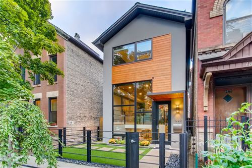 1029 N Honore, Chicago, IL 60622 East Village