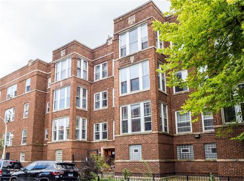1413 W Jonquil Unit 2, Chicago, IL 60626 Rogers Park