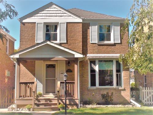 4110 N Pontiac, Chicago, IL 60634 Irving Woods
