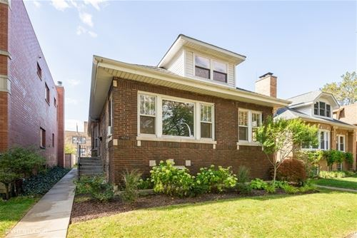 4848 N Kedvale, Chicago, IL 60630 North Mayfair