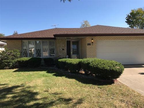 9721 S Kolmar, Oak Lawn, IL 60453