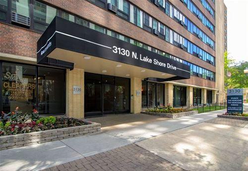 3130 N Lake Shore Unit 1106, Chicago, IL 60657 Lakeview