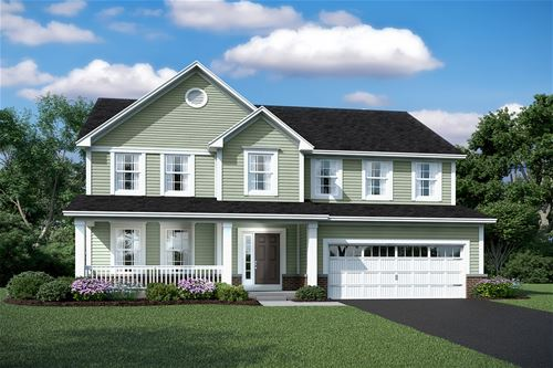 12336 S Prairie Ridge Lot #103, Plainfield, IL 60585