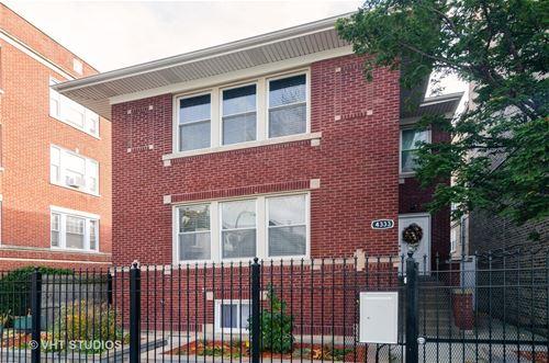 4333 N Richmond, Chicago, IL 60618 Irving Park