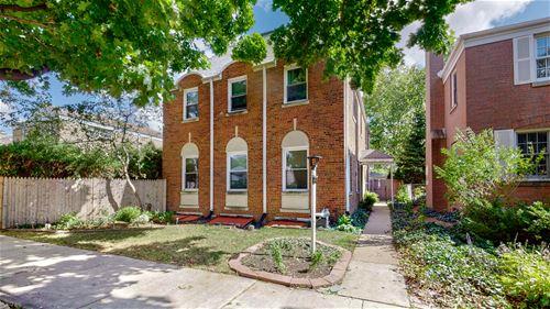 6025 N Christiana, Chicago, IL 60659 Pulaski Park