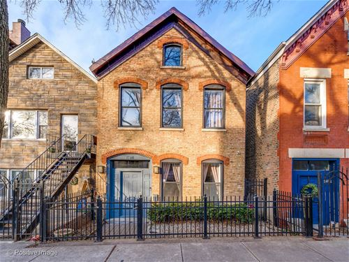 1748 W Crystal, Chicago, IL 60622 Wicker Park