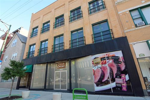3017 N Lincoln Unit 301, Chicago, IL 60657 Lakeview