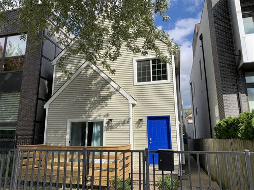1639 N Campbell, Chicago, IL 60647 Logan Square