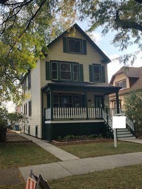 5511 W Leland, Chicago, IL 60630 Jefferson Park