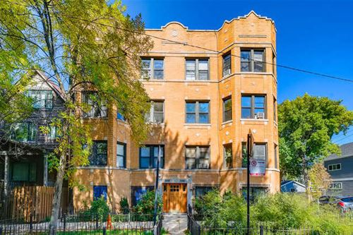 3544 W Cortland Unit 2A, Chicago, IL 60647 Logan Square