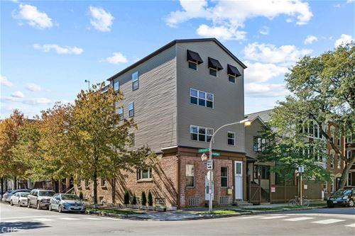 1445 W Huron Unit 1, Chicago, IL 60642 Noble Square