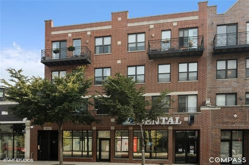 2513 N Milwaukee Unit 3N, Chicago, IL 60647 Logan Square