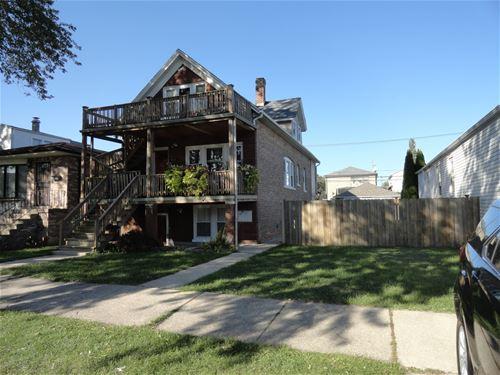 5714 W Grover, Chicago, IL 60630