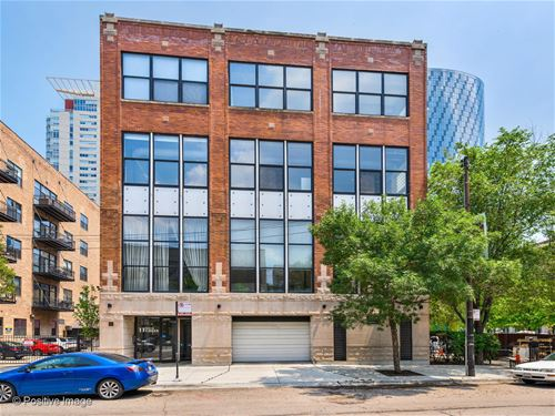 11 N Green Unit 2D, Chicago, IL 60607 West Loop