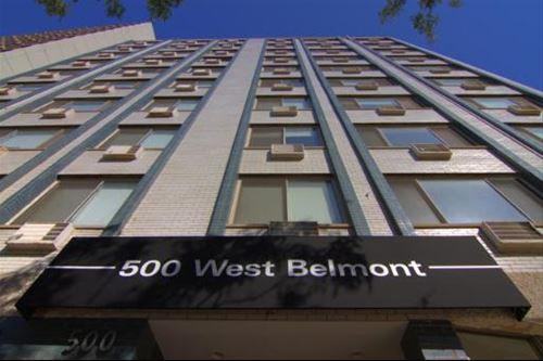 500 W Belmont Unit 9B, Chicago, IL 60657 Lakeview