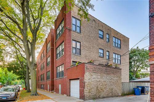 2446 W Leland Unit 1, Chicago, IL 60625 Ravenswood