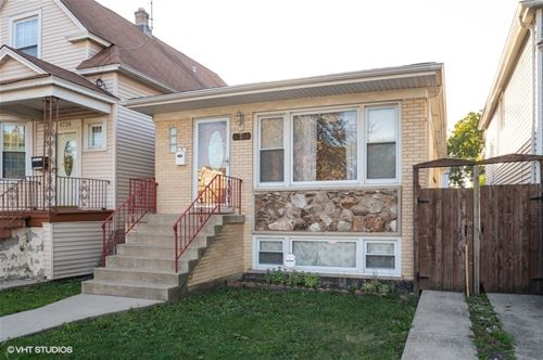 4736 N Springfield, Chicago, IL 60625 Albany Park
