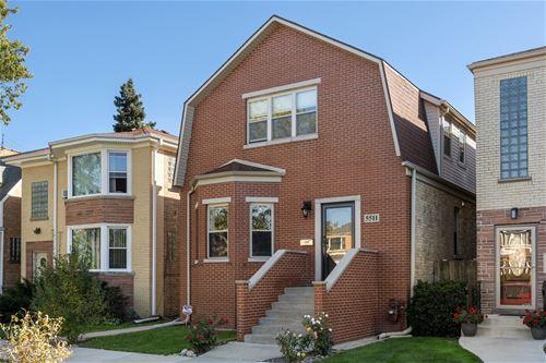 5511 W Sunnyside, Chicago, IL 60630