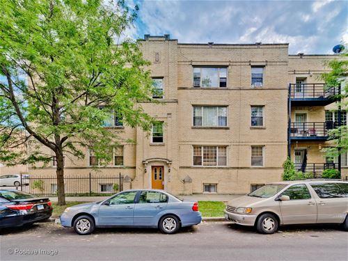 2821 W Rosemont Unit 3, Chicago, IL 60659 West Ridge