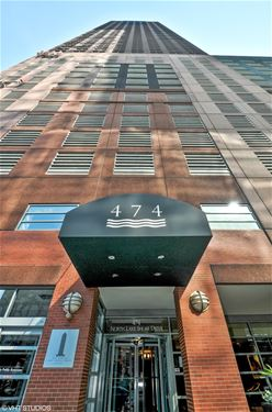 474 N Lake Shore Unit 2712, Chicago, IL 60611 Streeterville