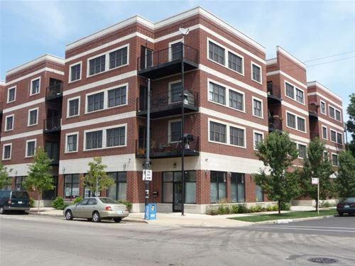 3705 N Kedzie Unit 308, Chicago, IL 60618 Irving Park