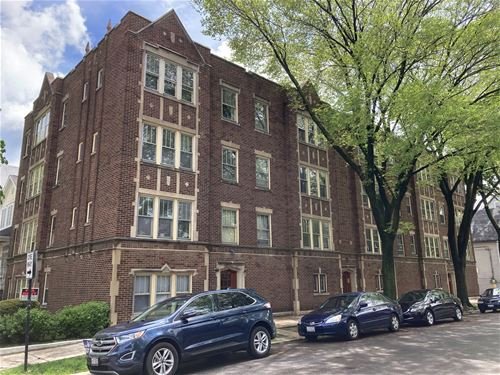 3315 N Wolcott Unit 3, Chicago, IL 60657 Roscoe Village
