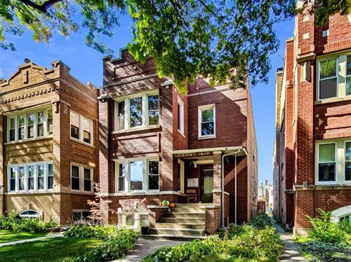 3352 N Avers, Chicago, IL 60618