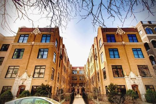 543 W Roscoe Unit 1S, Chicago, IL 60657 Lakeview