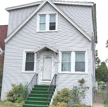6672 W Hayes, Chicago, IL 60631 Norwood Park