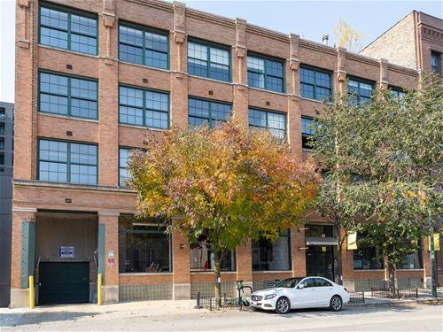 110 N Peoria Unit 307, Chicago, IL 60607