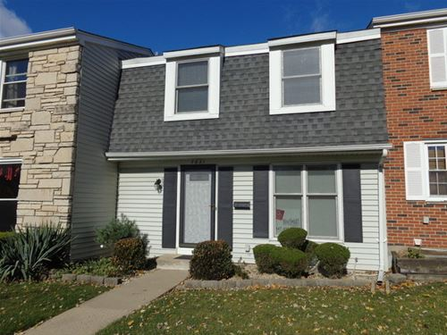 7621 Manchester Manor Unit 7621, Hanover Park, IL 60133