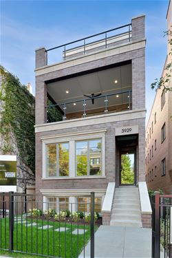 3929 N Greenview Unit 3, Chicago, IL 60613 Lakeview