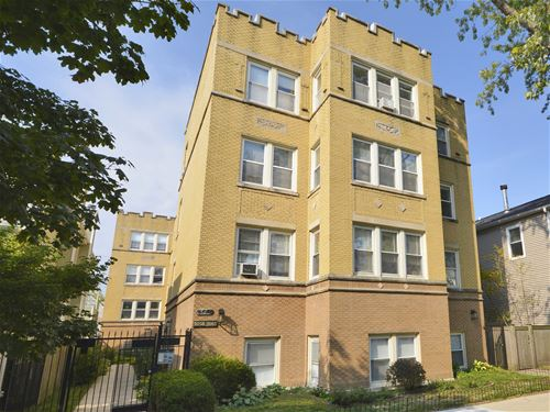 5060 N Claremont Unit 2E, Chicago, IL 60625 Ravenswood