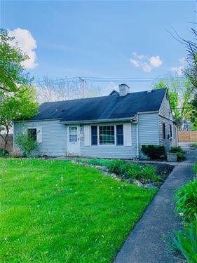 634 W Hinsdale, Hinsdale, IL 60521