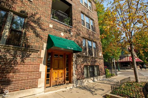 736 W Wrightwood Unit 2, Chicago, IL 60614 Lincoln Park