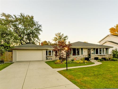 3835 Gregory, Glenview, IL 60025