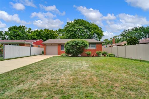 8817 S 55th, Oak Lawn, IL 60453