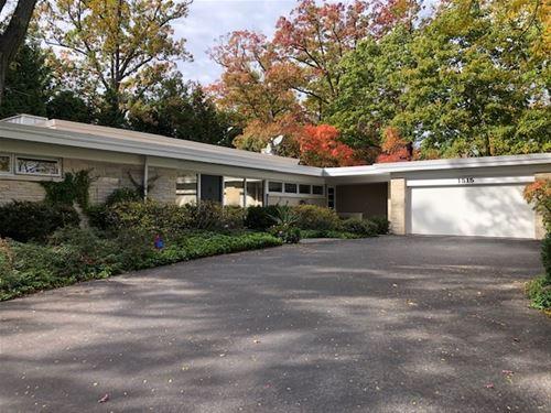 1515 Knollwood, Highland Park, IL 60035