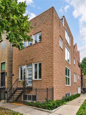 1659 W Erie, Chicago, IL 60622 East Village