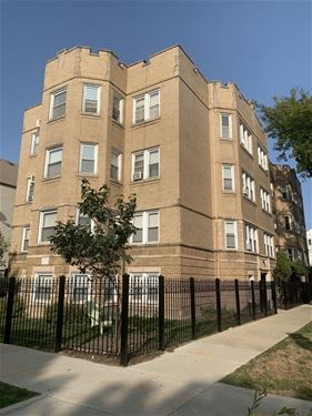 3550 W Belle Plaine Unit 1, Chicago, IL 60618 Irving Park