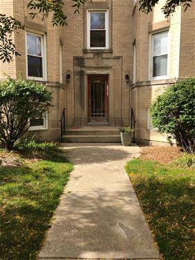 6052 N Claremont Unit 3S, Chicago, IL 60659 West Ridge