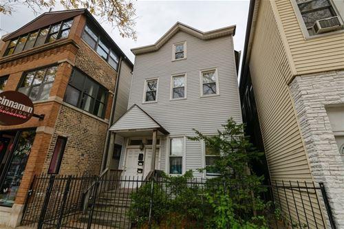 2102 W Roscoe, Chicago, IL 60618 Roscoe Village