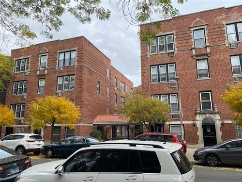 648 W Buckingham Unit 1W, Chicago, IL 60657 Lakeview