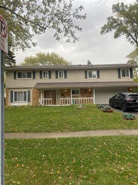 625 Hillcrest, Hoffman Estates, IL 60169