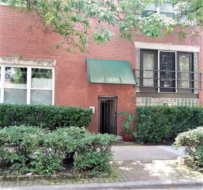 1133 W Cornelia Unit B, Chicago, IL 60657 Lakeview
