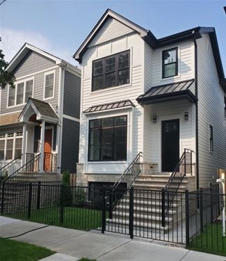 4142 N Leavitt, Chicago, IL 60618 Northcenter