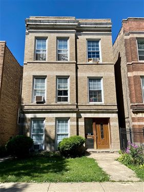2944 N Rockwell, Chicago, IL 60618 Avondale