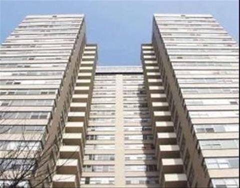 6301 N Sheridan Unit 15N, Chicago, IL 60660 Edgewater