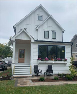 157 N Edgewood, La Grange, IL 60525